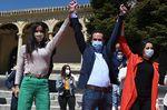 """Ciudadanos eleva el tono contra Vox y se ofrece para impedir que su política de """"soberbia"""" condicione a Ayuso"""