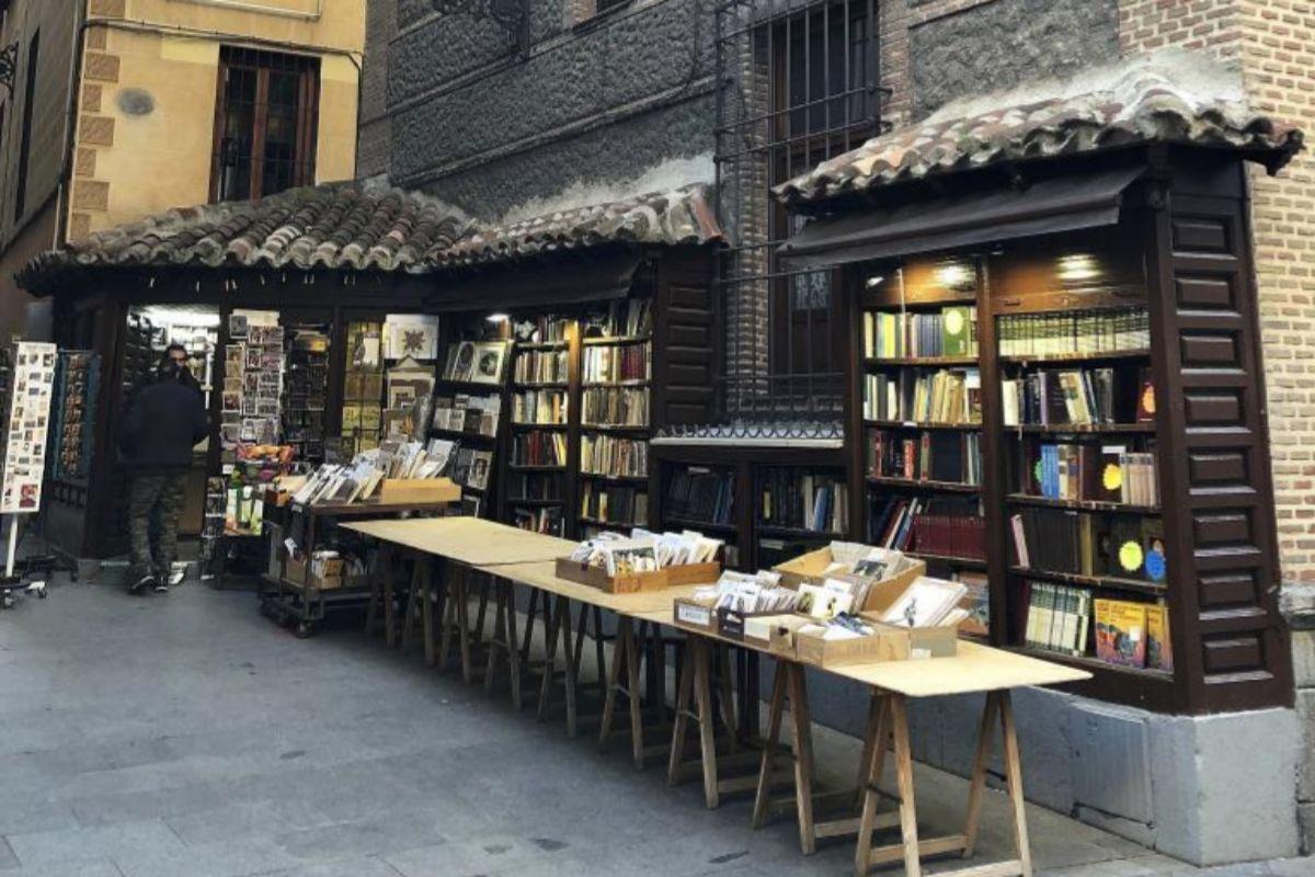 Librería San Ginés.