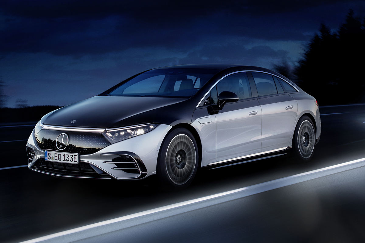 Mercedes EQS: el lujo del Siglo XXI