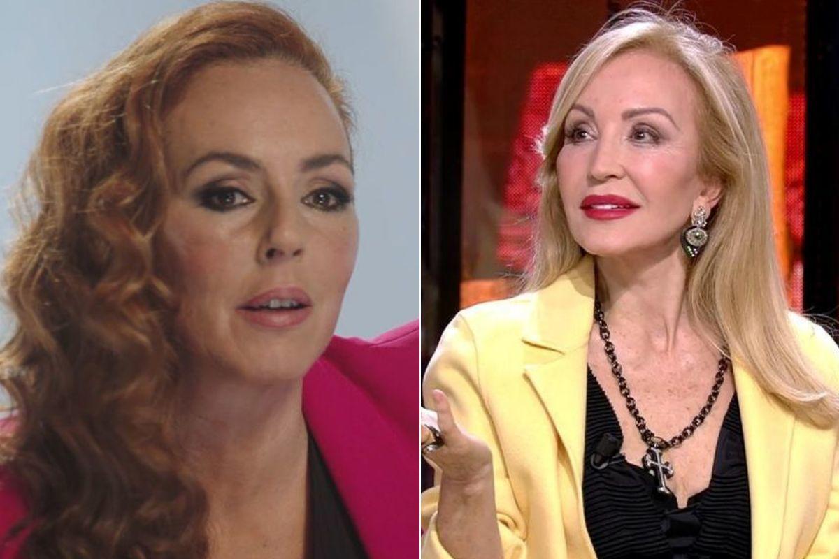"""El duro ataque de Carmen Lomana contra Rocío Carrasco: """"No tiene respeto ni por sus hijos"""""""