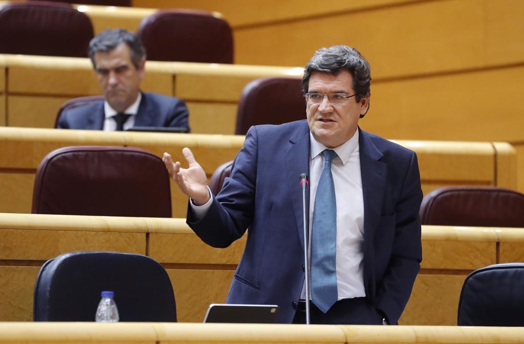 José Luis Escrivá Belmonte, ministro de Inclusión, Seguridad Social y Migraciones
