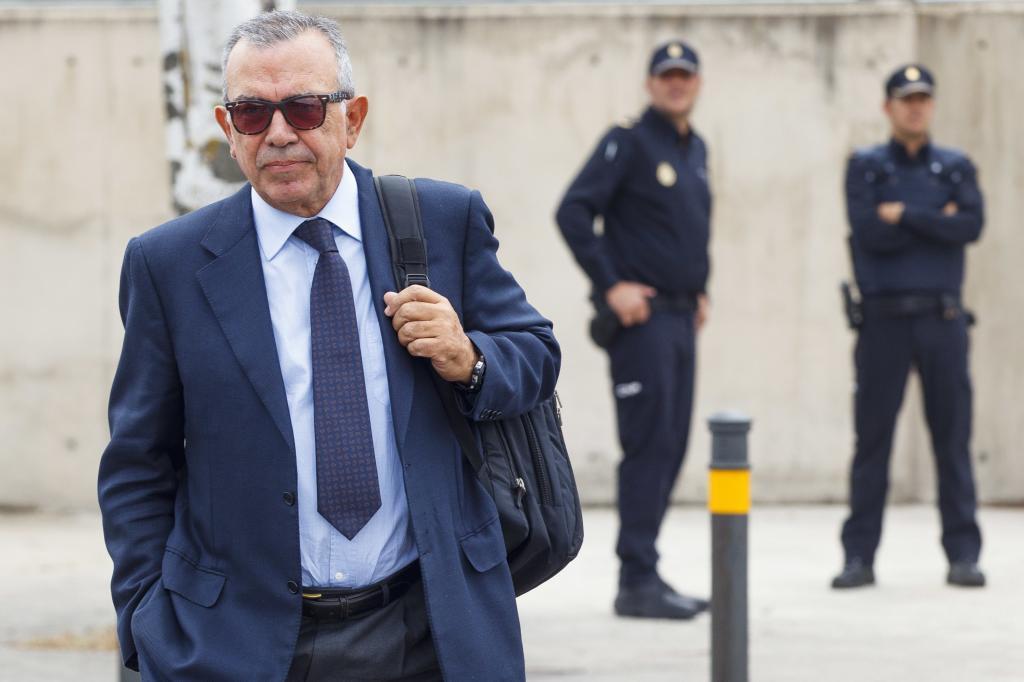 El ex director general de CAM, Roberto López Abad.