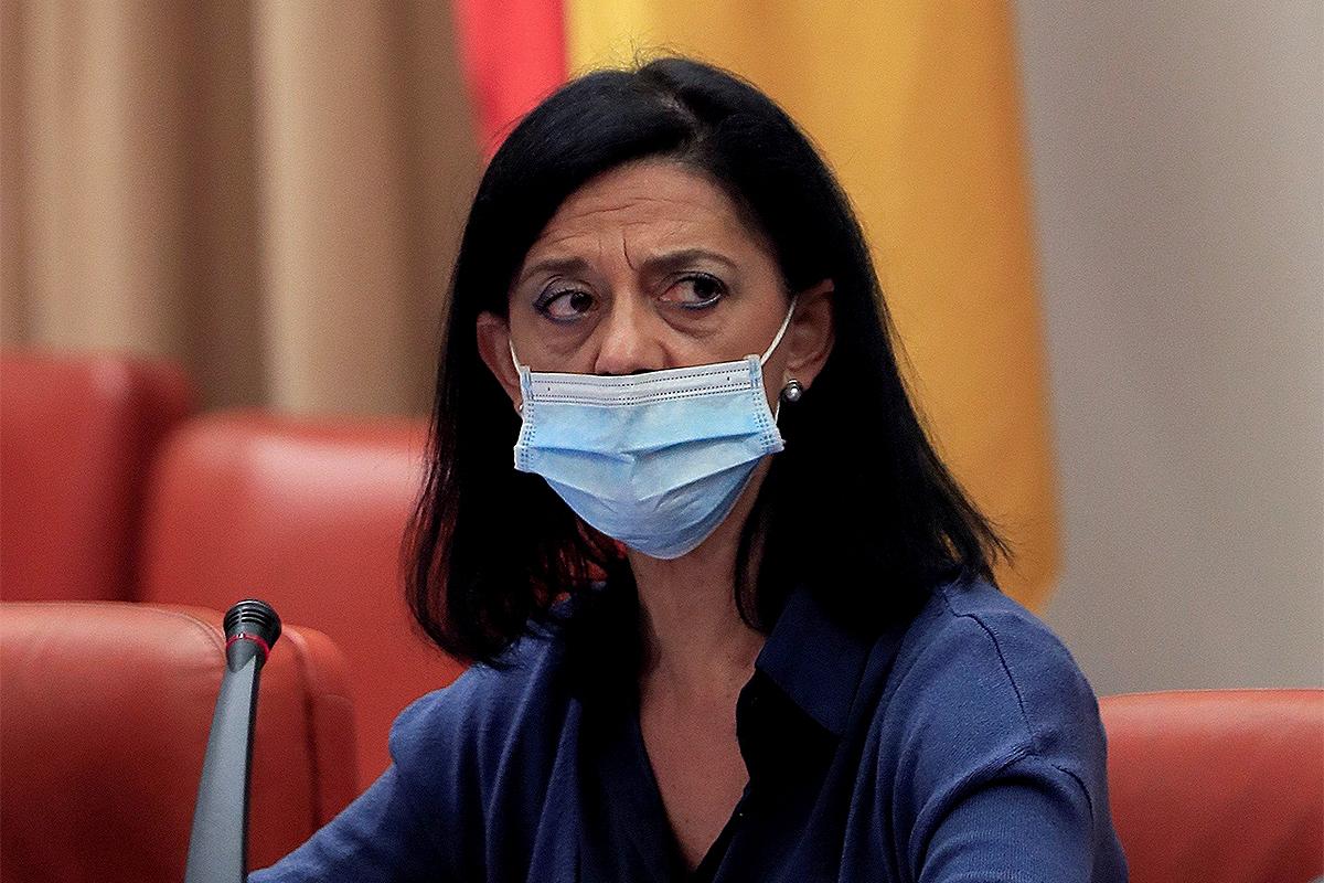 La secretaria de Estado de Presupuestos, María José Gualda