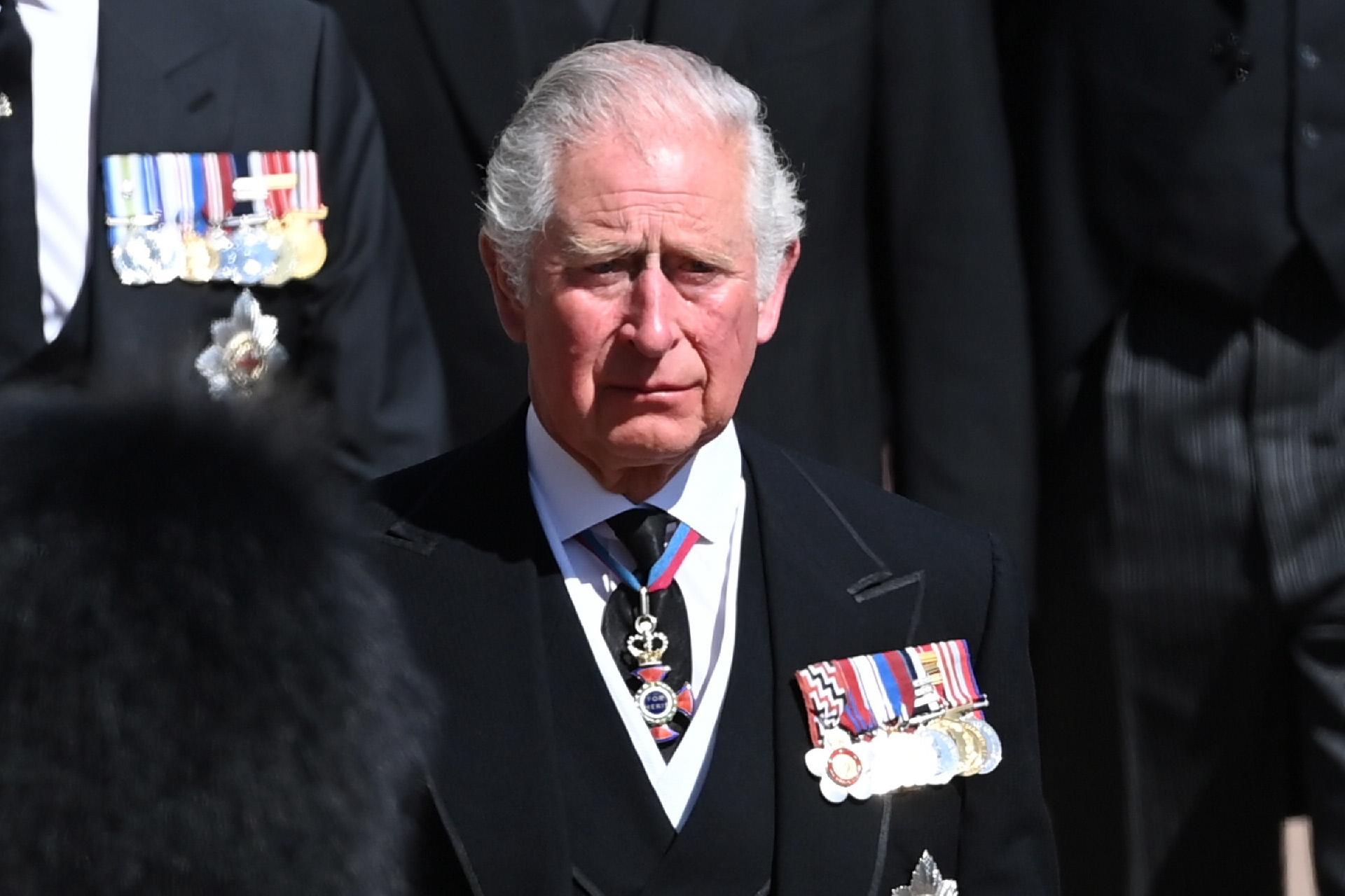 El príncipe Carlos, de 51 años, heredero al trono británico.
