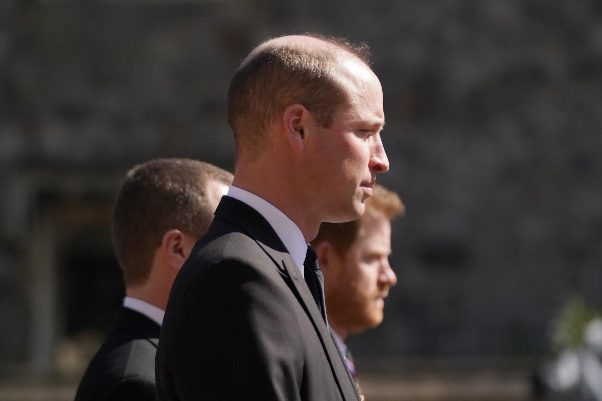 El príncipe Guillermo, segundo en la línea de sucesión, también ha asumido y parte de las responsabilidades de la corona.