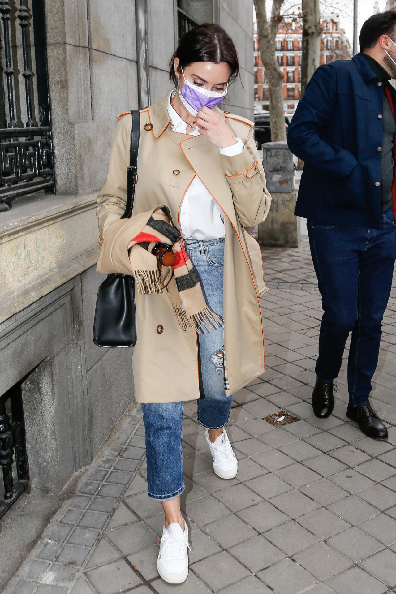 Pilar Rubio, en una imagen del pasado febrero.