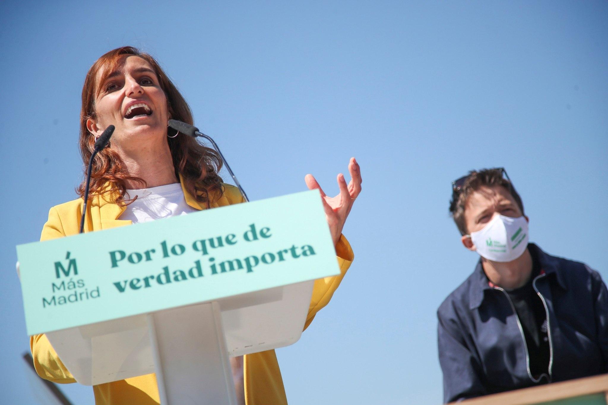 La sorpresa Mónica García