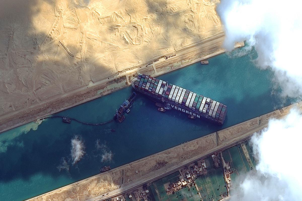 Suez y cadena logística: las lecciones