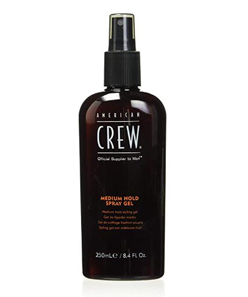 Gel Spray, de American Crew.