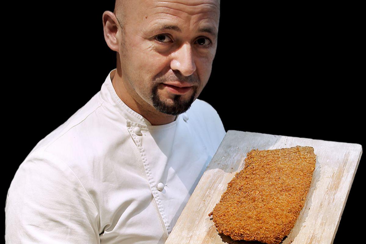 El chef Iñaki Bretal.