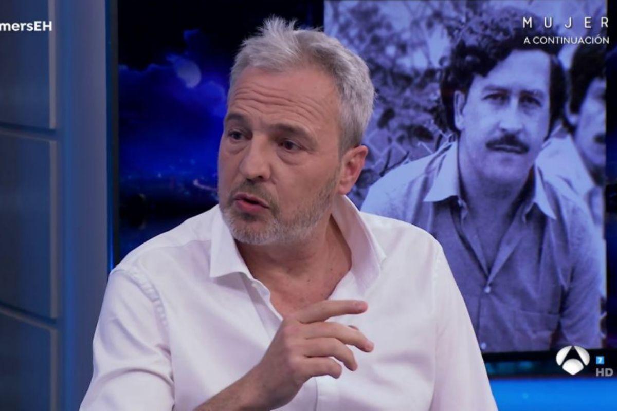 David Summers cuenta en El Hormiguero que Pablo Escobar fue el promotor de dos conciertos de Hombres G en Colombia