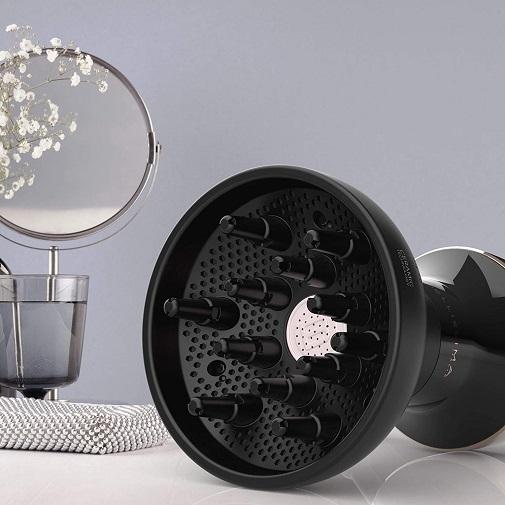 Regalos de belleza 'tecno' para el Día de la Madre: Difusor de aire caliente My Pro Diffon Ceramic Bellissima de Imetec.