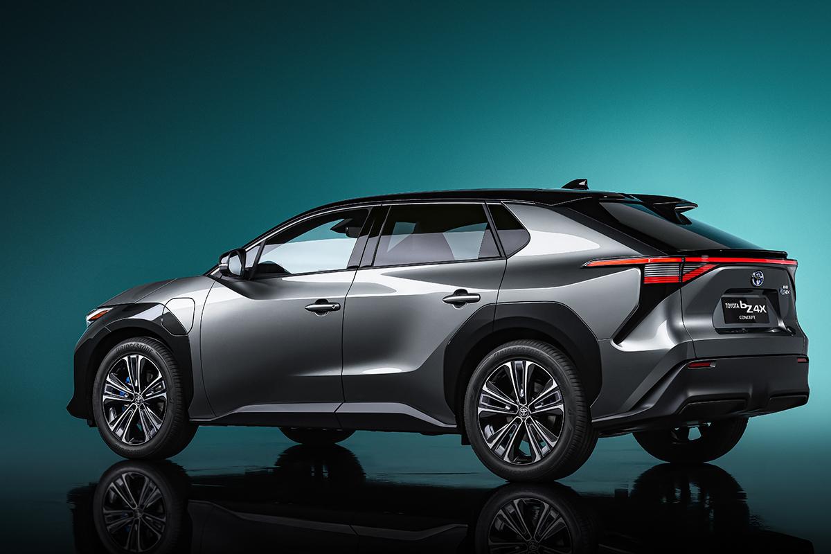 Toyota bZ4X: la electrificación, paso a paso