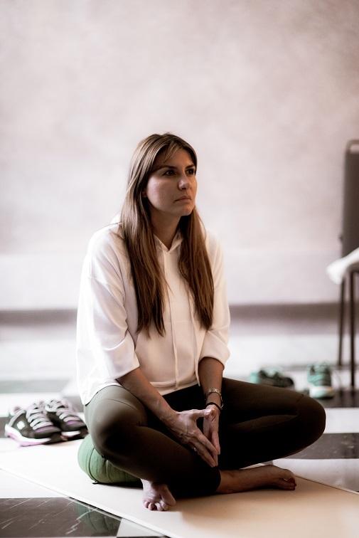 Silvia Casas, fin de semana wellnes cuidar salud física y mental