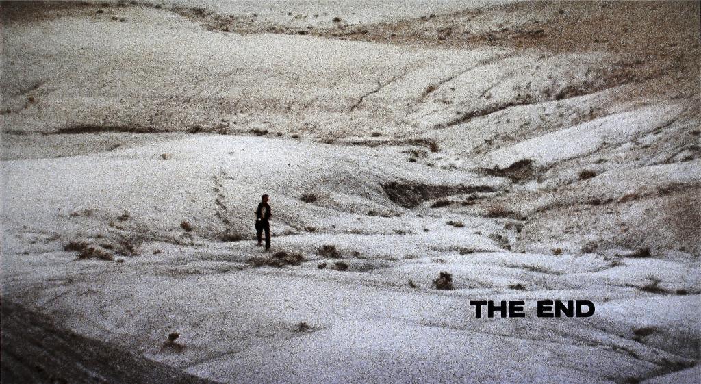 Una imagen de 'El tiroteo'.