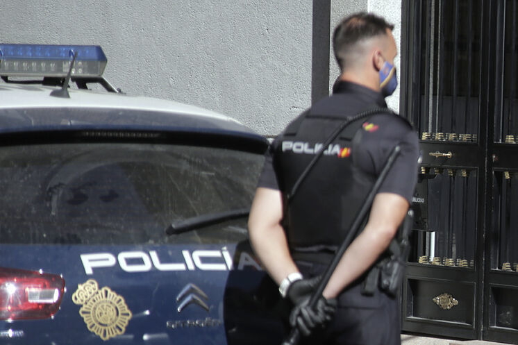Policía Nacional Madrid