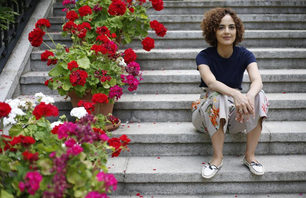Leila Slimani.