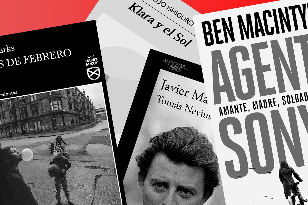 Sant Jordi: 30 recomendaciones para regalar el Día del Libro