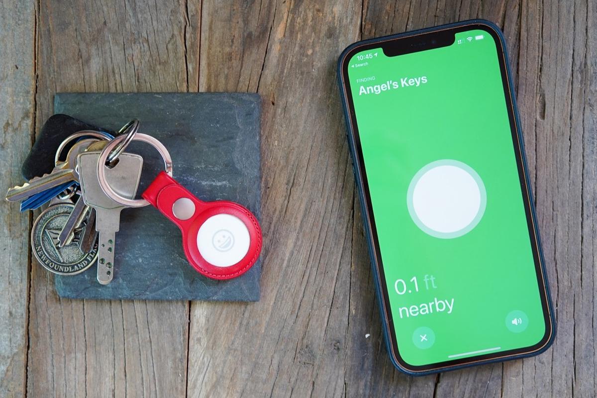 AirTags: así funciona el invento de Apple de 35 euros para encontrar tus  llaves o la cartera | Gadgets