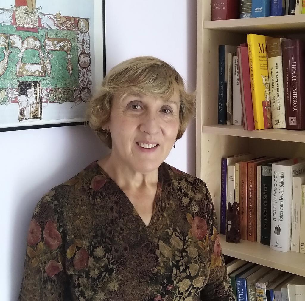 Paloma Díaz-Mas.