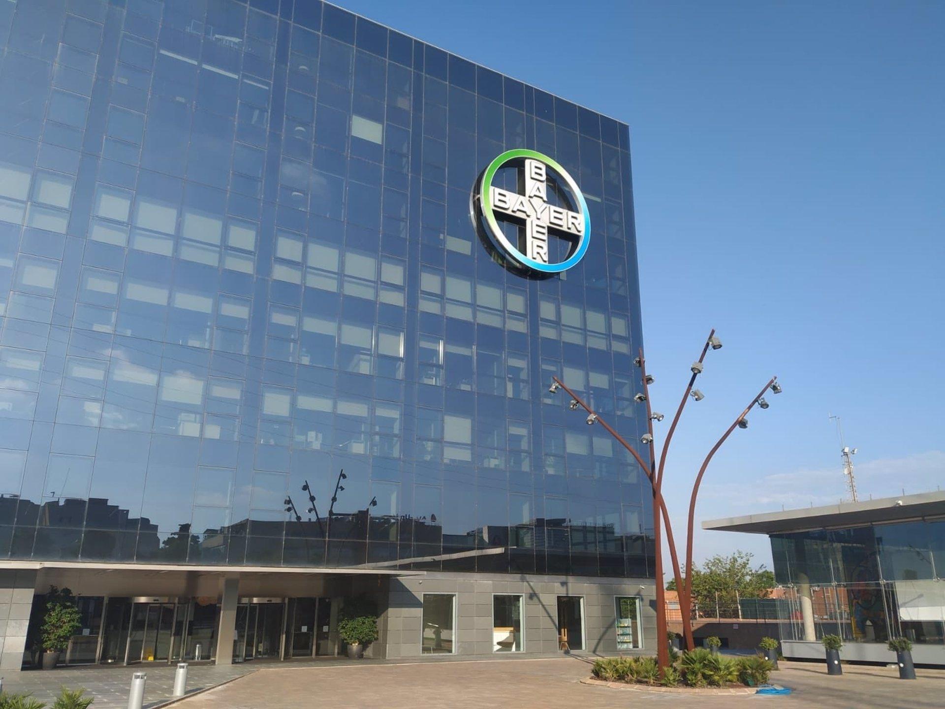 Instalaciones de Bayer en Barcelona.