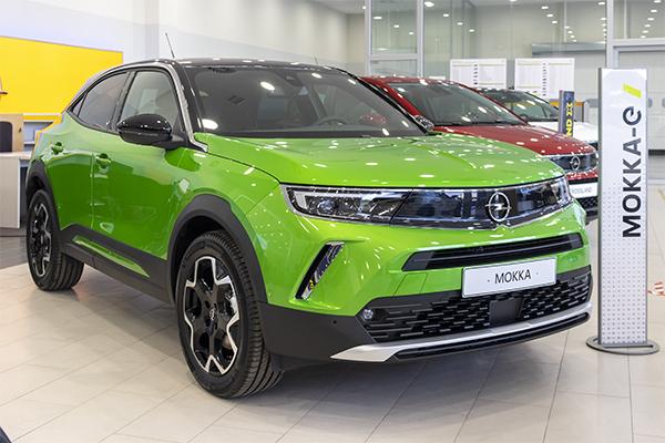Las primeras unidades del Opel Mokka ya pueden verse y probarse en M Tecnik