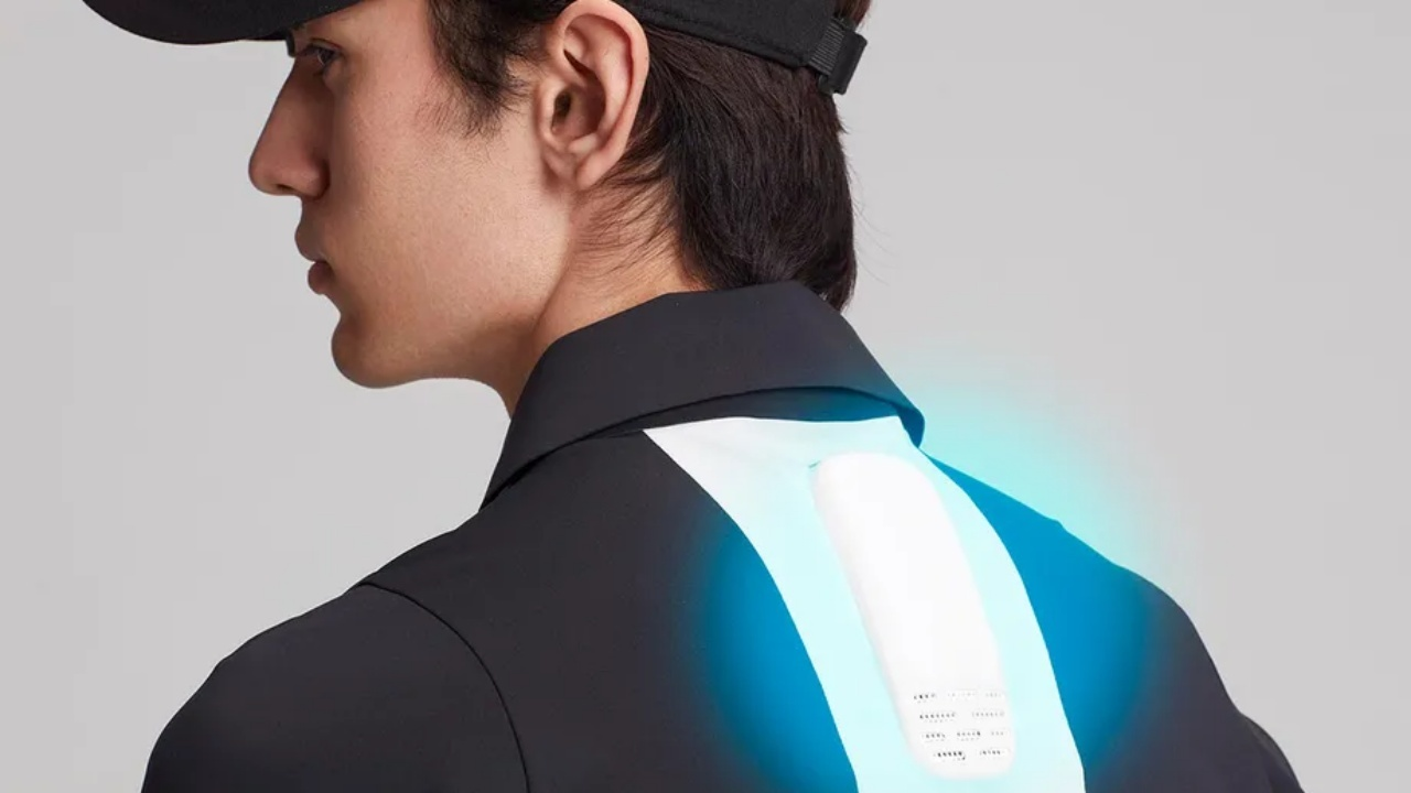 Frío o calor: Así funciona el nuevo aparato de aire acondicionado de Sony para llevar dentro de la ropa