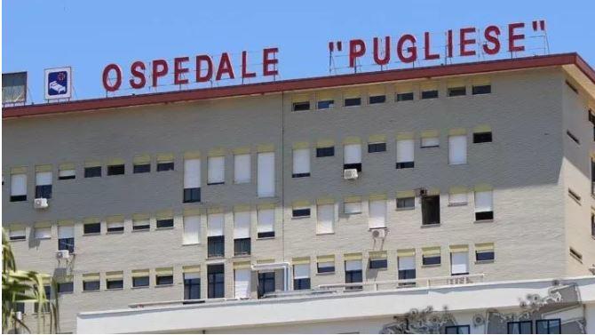 Hospital Pugliese Ciaccio, en Catanzaro.
