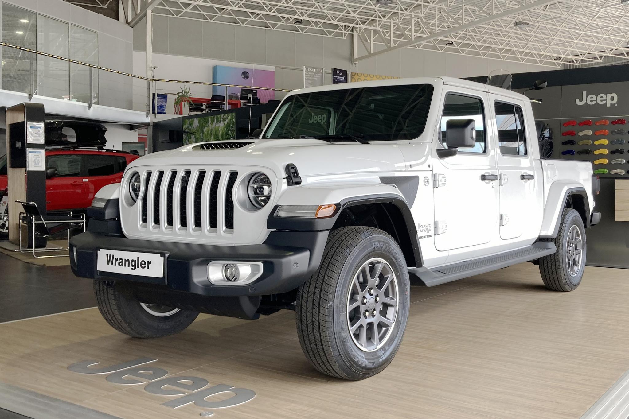 La última novedad de Jeep, la firma americana especialista en todo terrenos, ya está en Comauto Sport