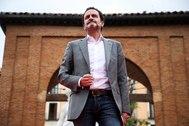 El candidato de Ciudadanos a la Comunidad de Madrid,  Edmundo Bal.