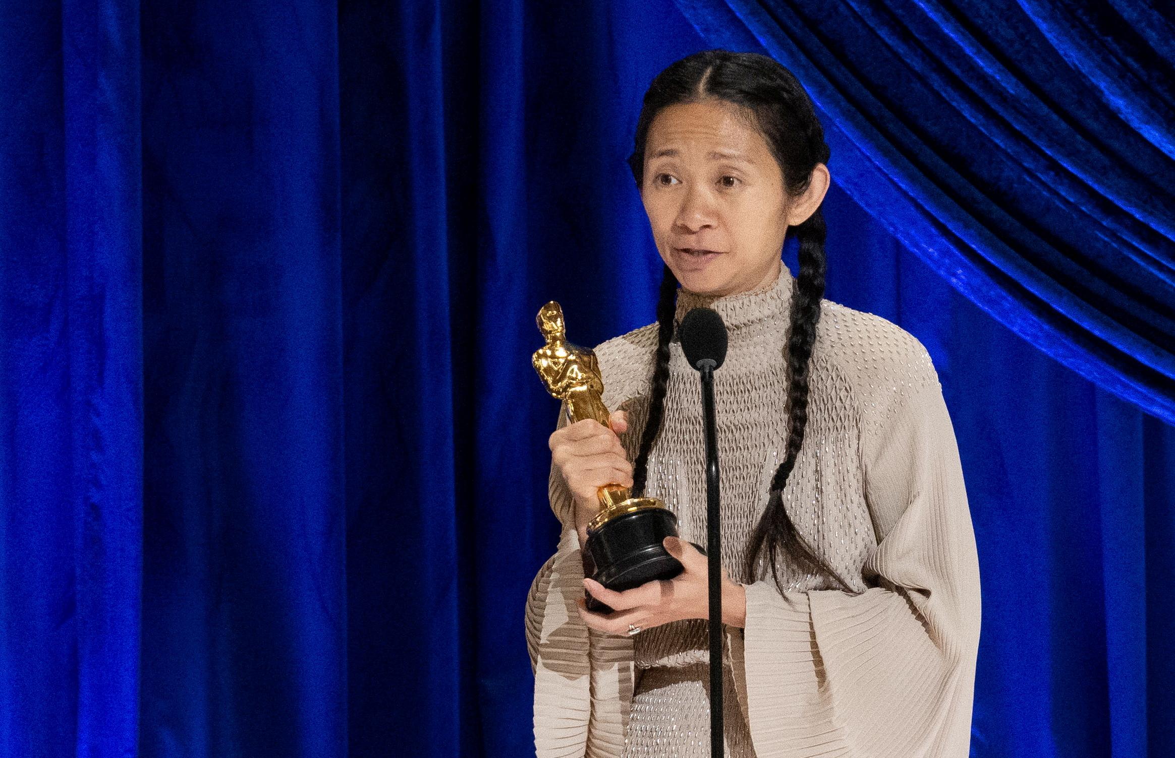 Óscars 2021 crítica Chloe Zhao Nomadland