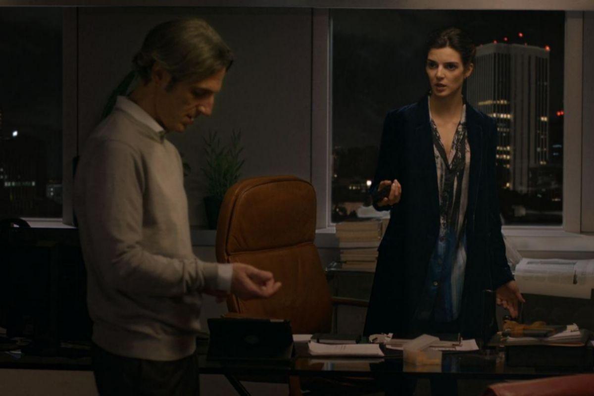 Ernesto Alterio y Clara Lago protagonizan un gran duelo interpretativo.