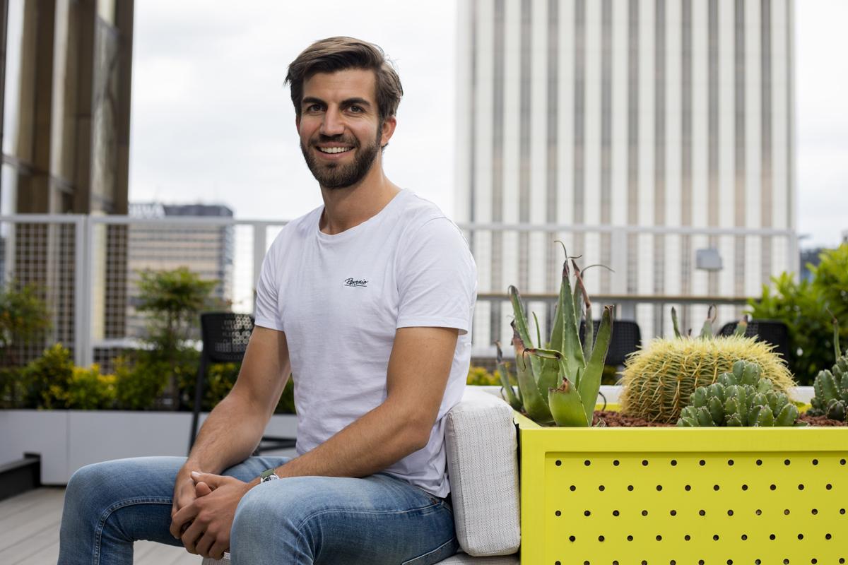 Hanno Renner es CEO y cofundador de esta empresa alemana asentada en España.