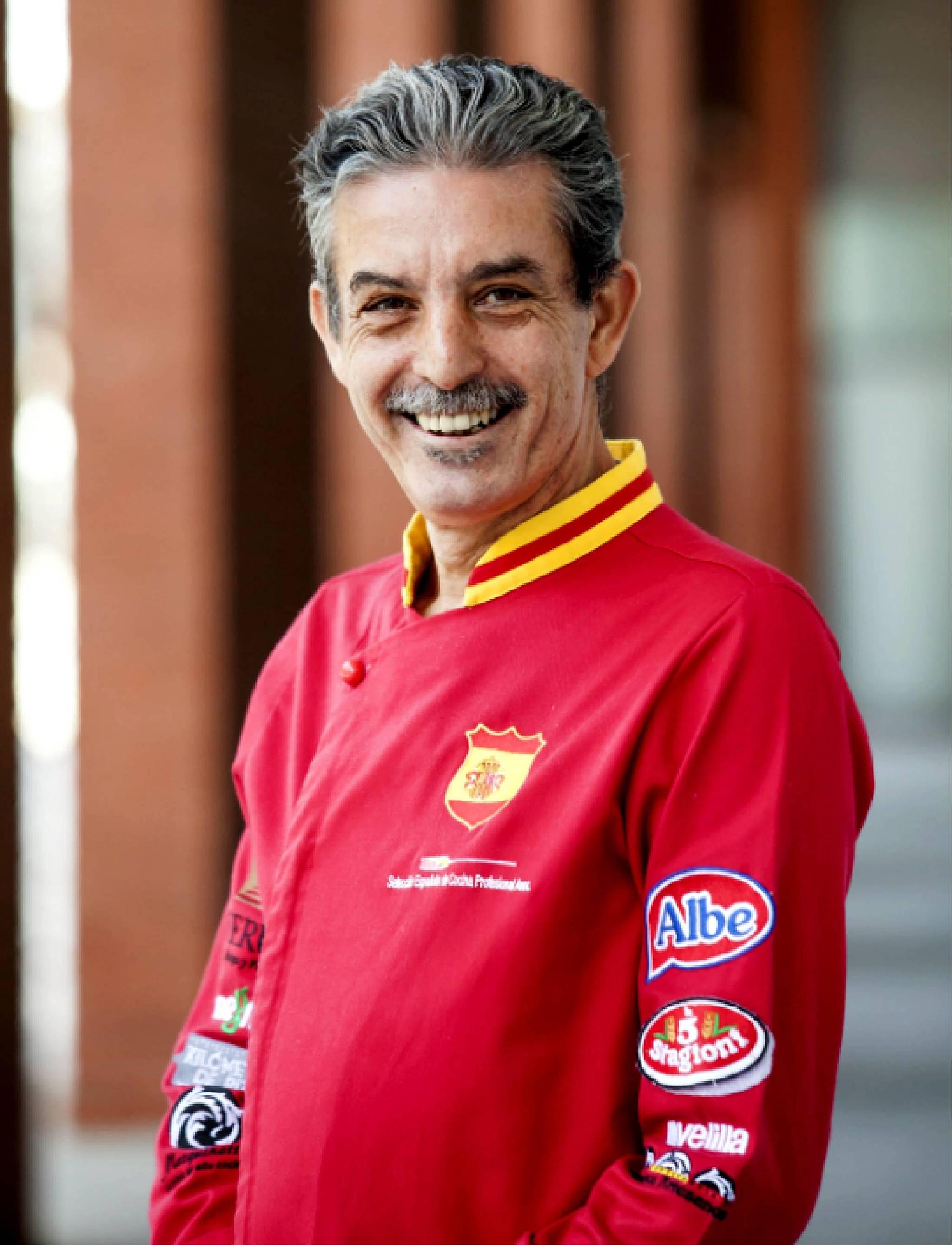 El chef Jesús Marquina, 'Marquinetti'.