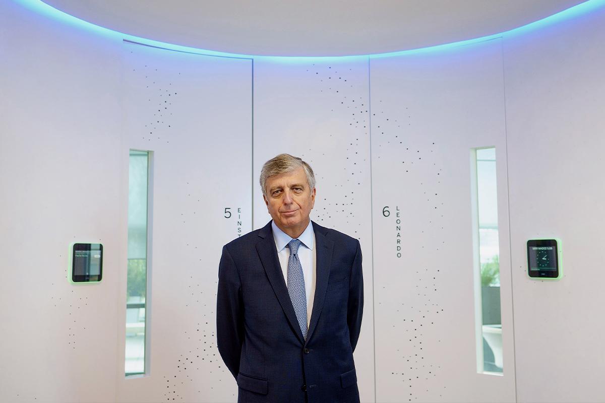 Claudio Muruzábal es presidente de SAP para EMEA Sur.