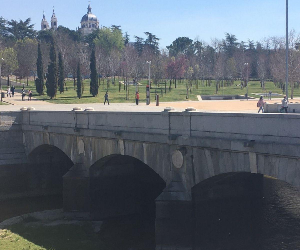 Puente del Rey.