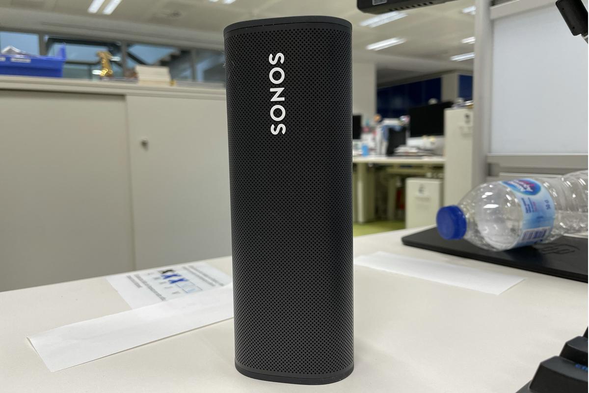 Sonos Roam es de los mejores altavoces portátiles del mercado