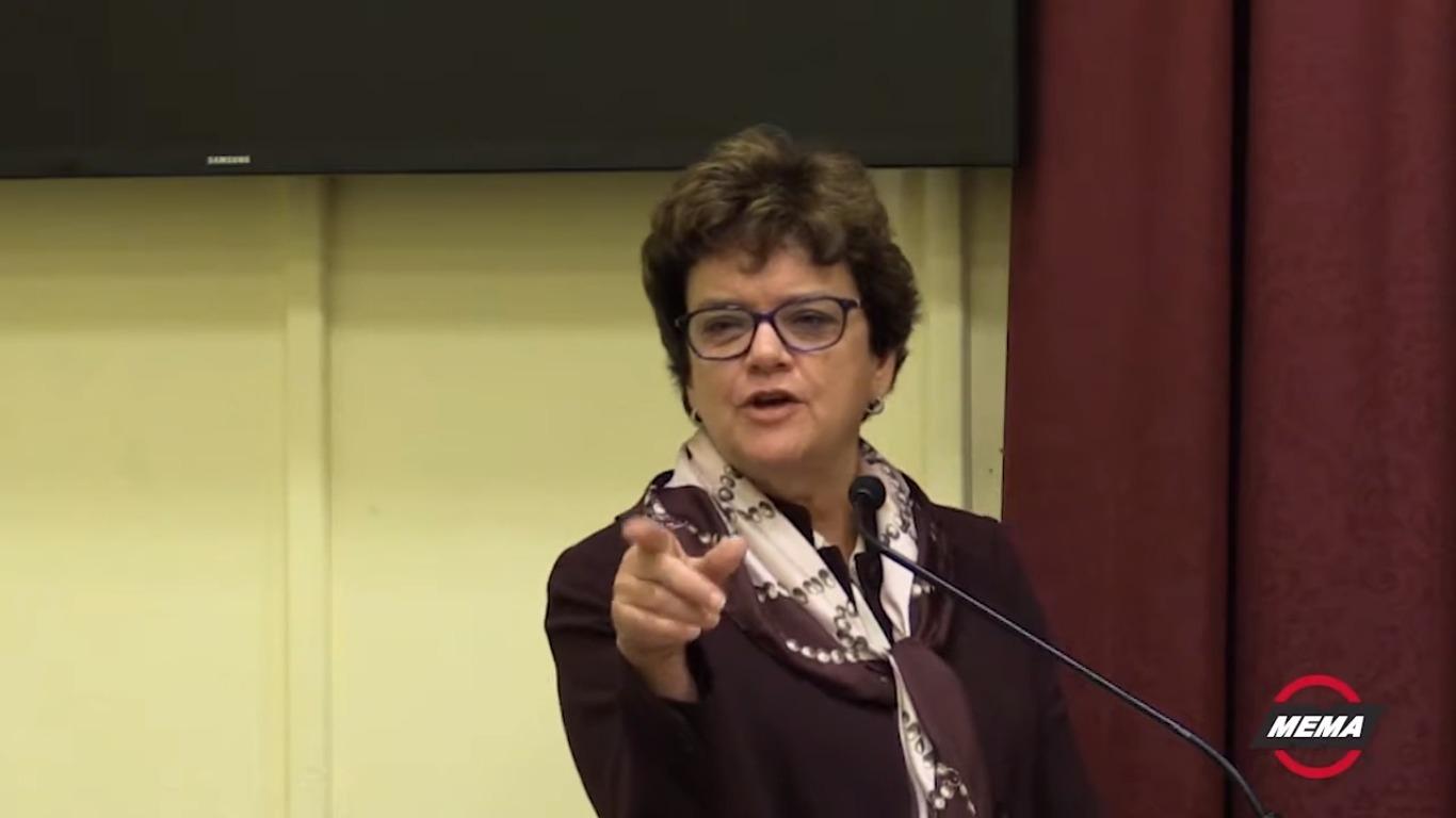 Ann Wilson, vicepresidenta de la Asociación de Fabricantes de Motores de Estados Unidos.