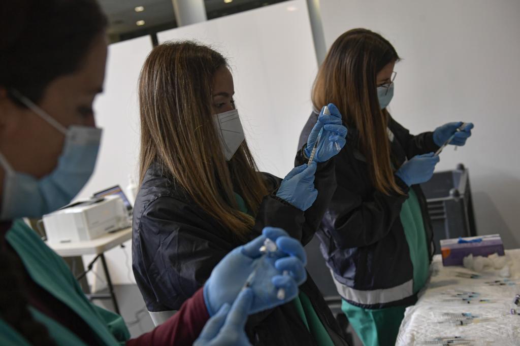 Campaña de vacunación en La Rioja