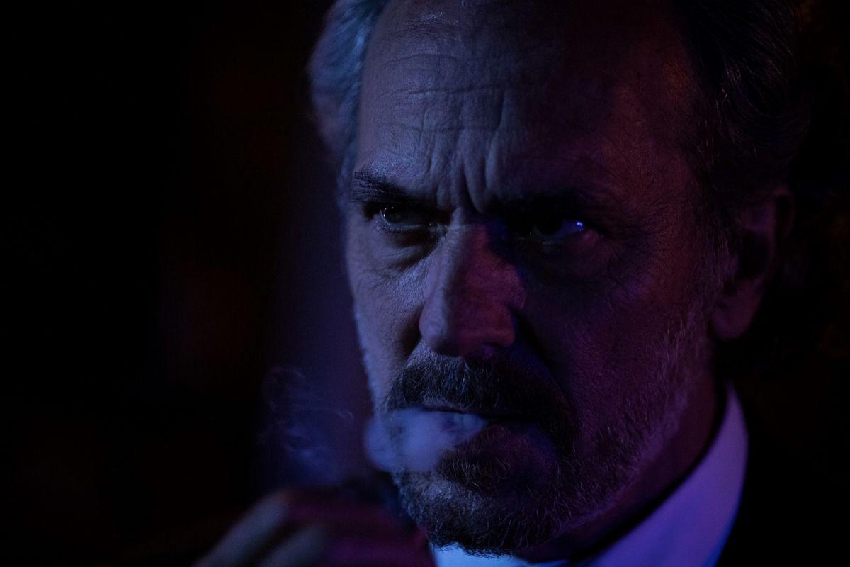 José Coronado brilla en su papel de policía.