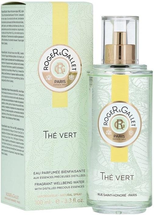Por qué nos gustan tanto los perfumes que huelen a limpio: The Vert de Roger & Gallet
