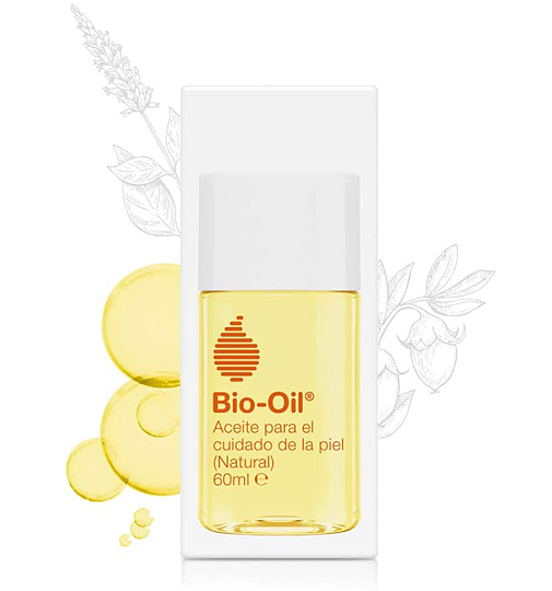 Aceite Natural, de Bio-Oil.