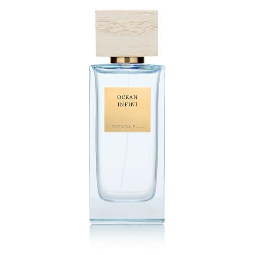 Por qué nos gustan tanto los perfumes que huelen a limpio: Océan Infini de Rituals