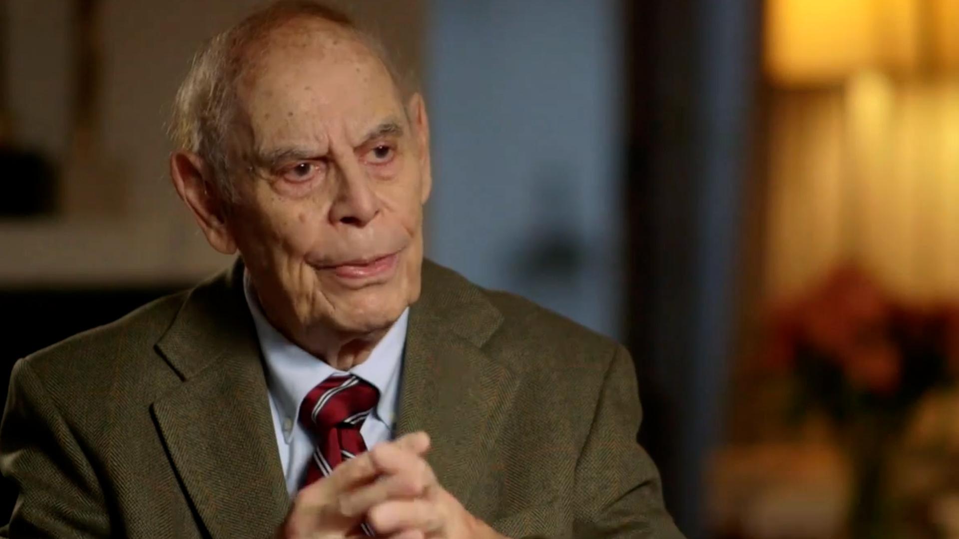Gerald Holton, historiador y físico de la Universidad de Harvard.
