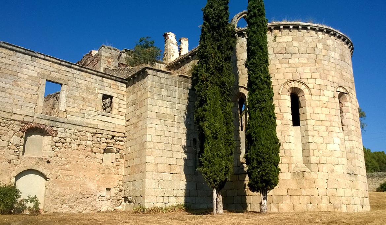 Monasterio de Santa María la Real de Valdeiglesias.