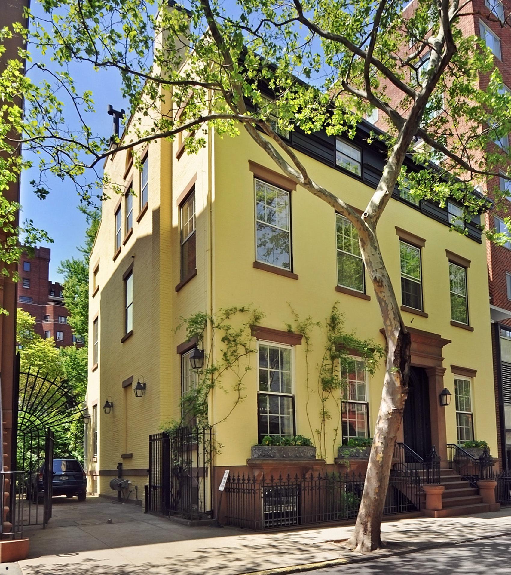 La mansión neoyorquina que perteneció a Truman Capote.