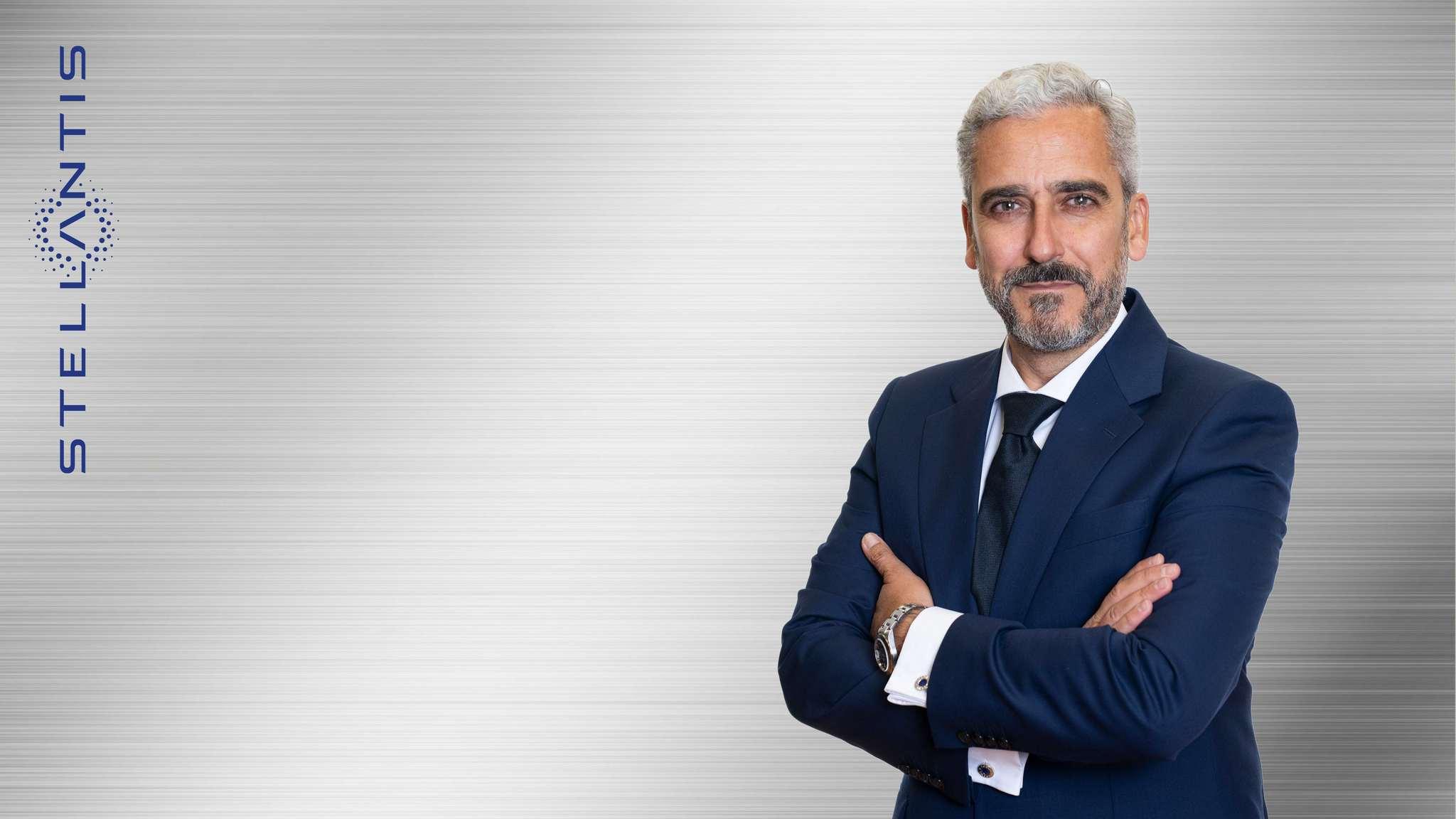 José Antonio León Capitán, nuevo director de Comunicación y Relaciones Institucionales de Stellantis en la Península Ibérica