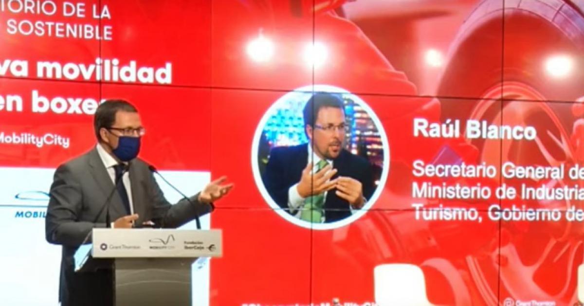 """Raül Blanco: """"El coche debe seguir siendo el centro de la industria de la movilidad"""""""