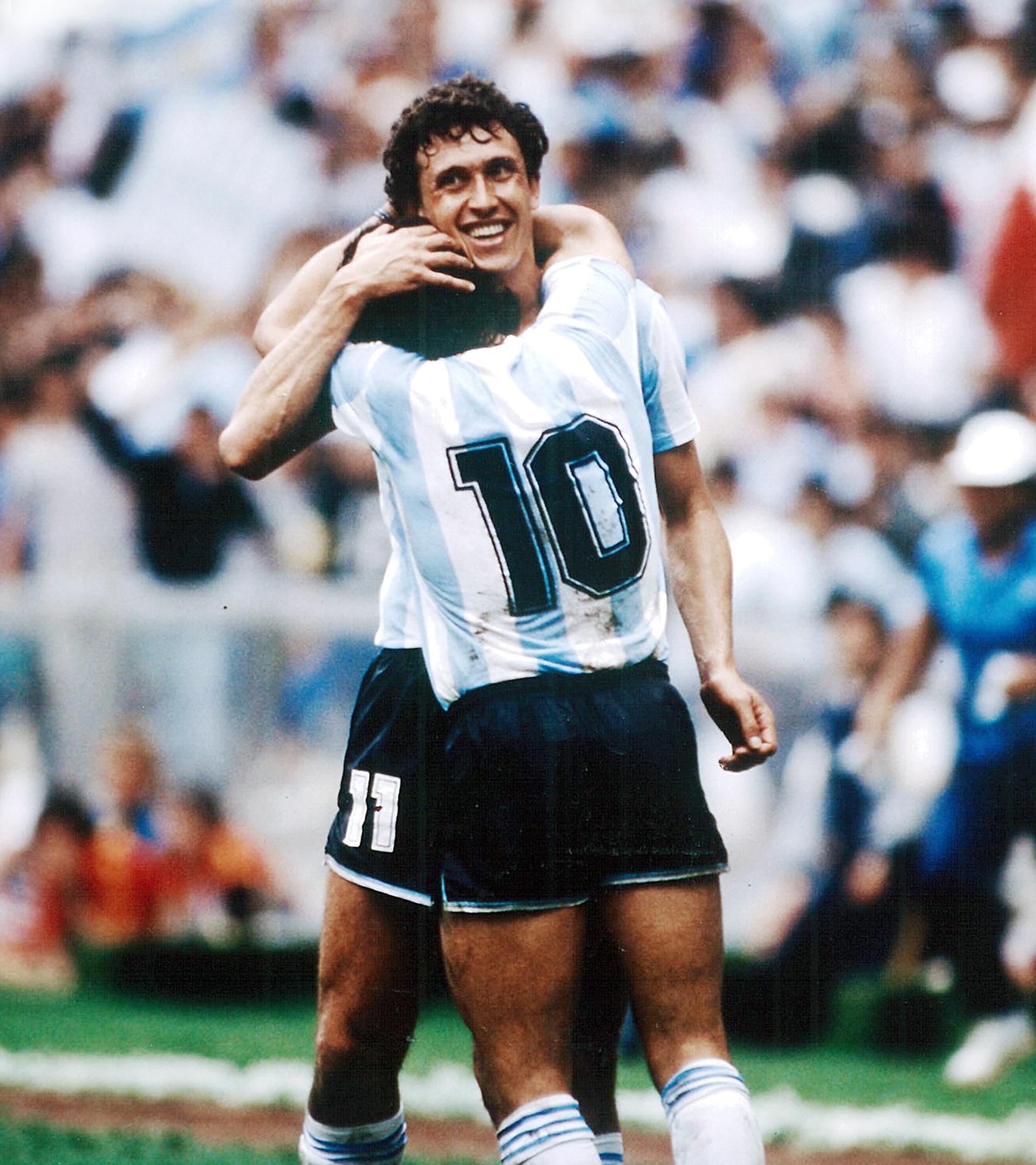 """Jorge Valdano: """"El fútbol está lleno de futbolistas de izquierdas que no saben que lo son"""""""
