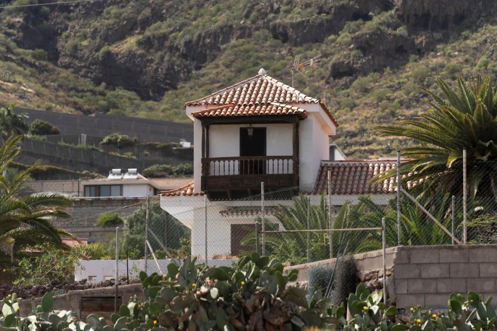La vivienda y la finca en Candelaria (Tenerife) de Tomás Gimeno.